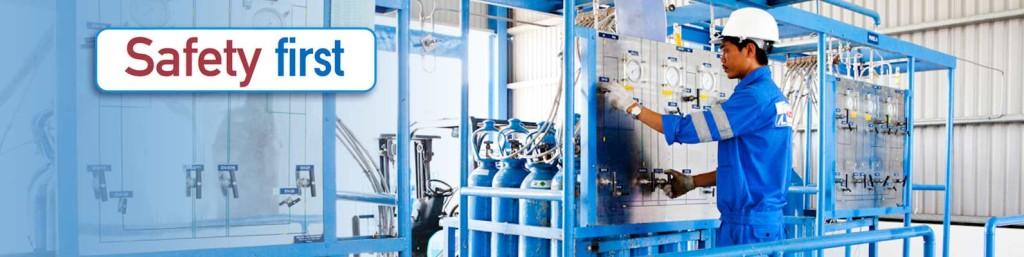 Safety at Air Liquide