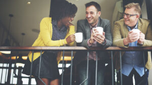 Webinar: Learning the art of small talk