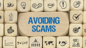 Webinar: Don't get duped: Scams and scare tactics