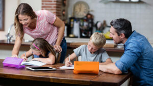 Webinar: Putting kids first: Co-parenting with your ex