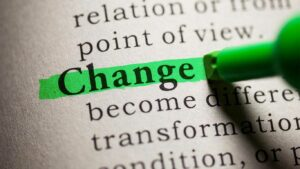Webinar: Change: How to adapt, cope and respond